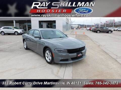 2019 Dodge Charger for sale at Ray Skillman Hoosier Ford in Martinsville IN
