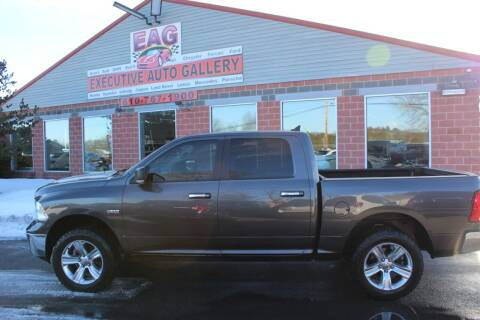 2016 RAM Ram Pickup 1500 for sale at EXECUTIVE AUTO GALLERY INC in Walnutport PA