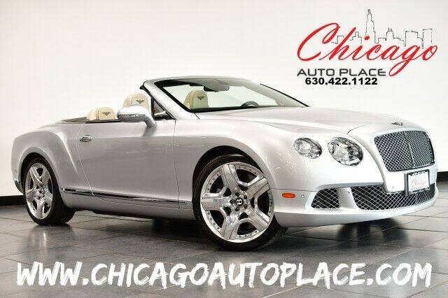 2013 Bentley Continental for sale at Chicago Auto Place in Bensenville IL