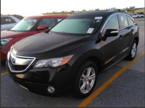 2013 Acura RDX for sale at HW Used Car Sales LTD in Chicago IL