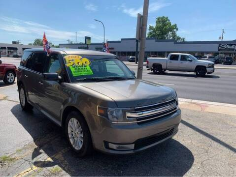 2014 Ford Flex for sale at JBA Auto Sales Inc in Stone Park IL