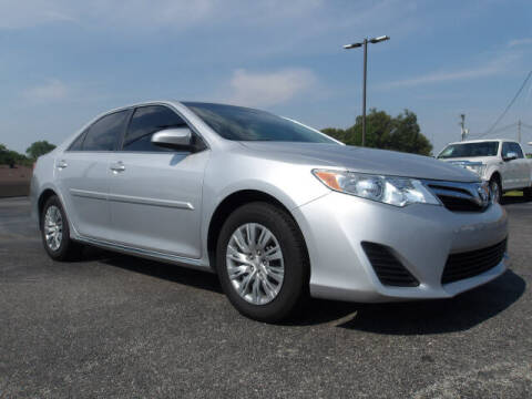 2014 Toyota Camry for sale at TAPP MOTORS INC in Owensboro KY