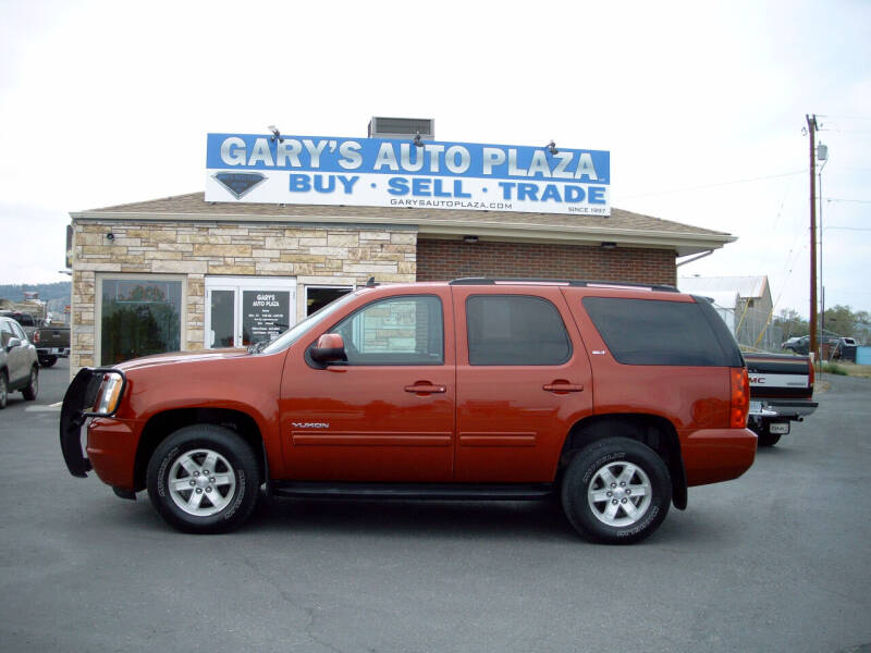 2014 GMC Yukon for sale at GARY'S AUTO PLAZA in Helena MT