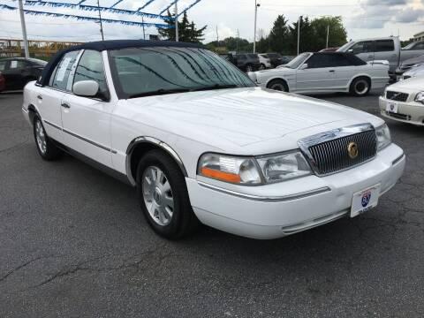 2003 Mercury Grand Marquis for sale at I-80 Auto Sales in Hazel Crest IL