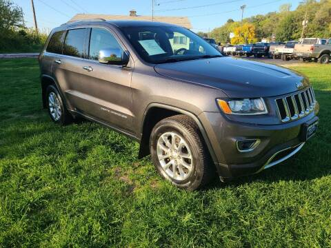 2014 Jeep Grand Cherokee for sale at Lewis Blvd Auto Sales in Sioux City IA