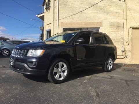 2011 Jeep Compass for sale at Strong Automotive in Watertown WI