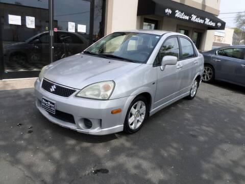 2006 Suzuki Aerio for sale at Wilson-Maturo Motors in New Haven Ct CT