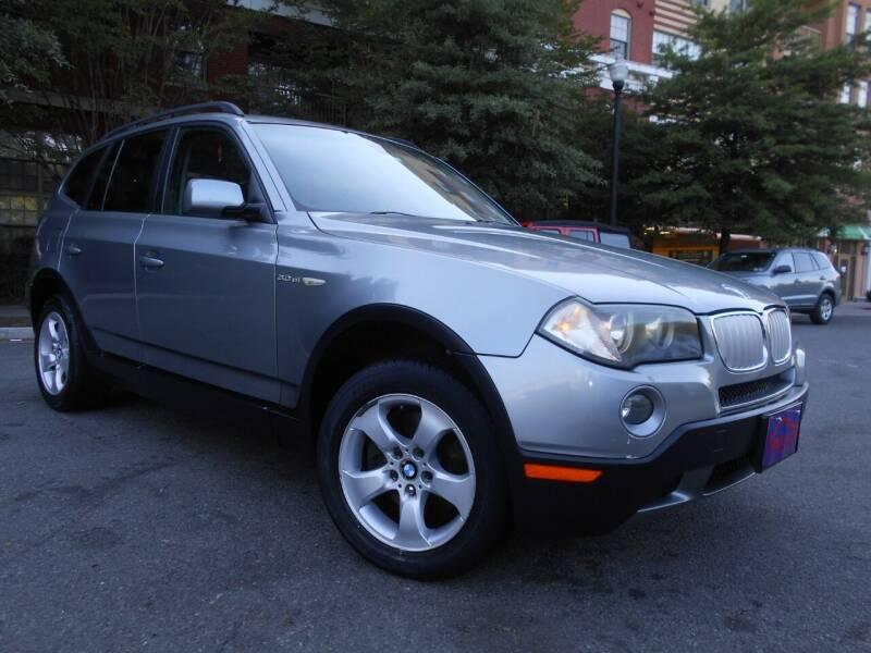 2007 BMW X3 for sale at H & R Auto in Arlington VA