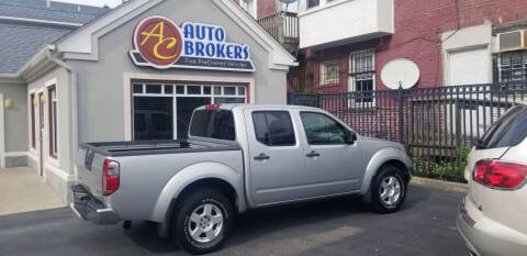 2006 Nissan Frontier for sale at AC Auto Brokers in Atlantic City NJ
