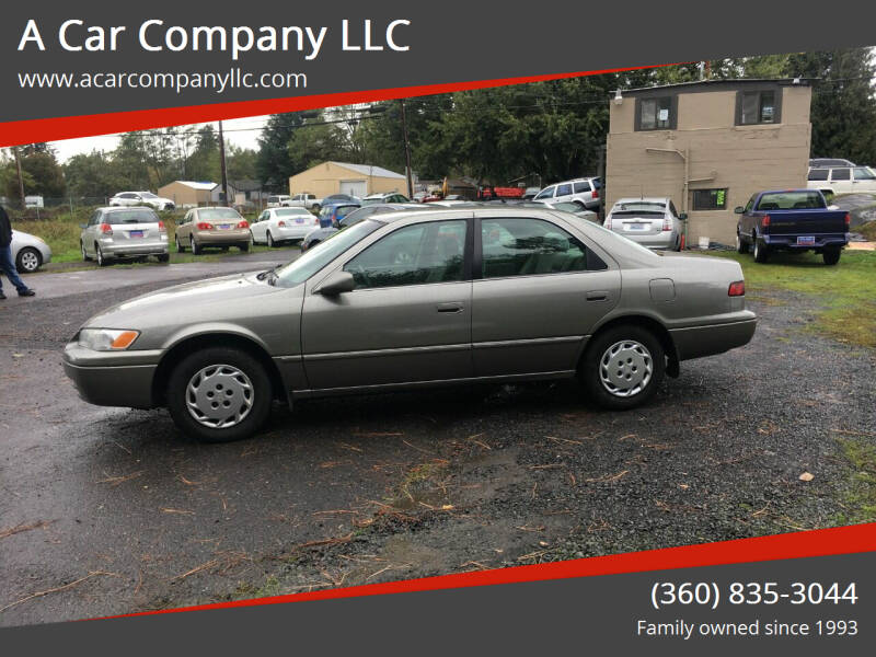 1997 Toyota Camry for sale at A Car Company LLC in Washougal WA