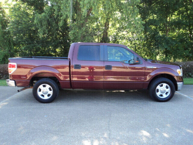 2010 Ford F-150 for sale at Ray Todd LTD in Tyler TX