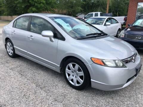 2008 Honda Civic for sale at Auto Target in O'Fallon MO