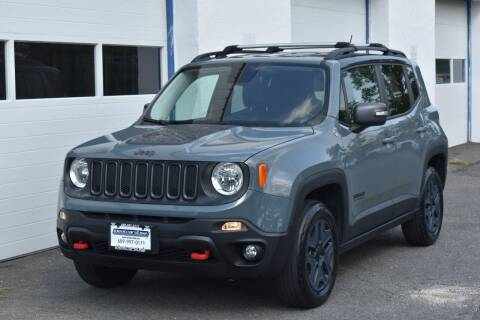 2017 Jeep Renegade for sale at IdealCarsUSA.com in East Windsor NJ