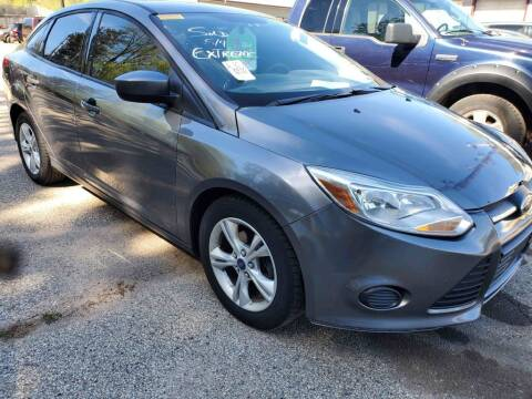 2012 Ford Focus for sale at Extreme Auto Sales LLC. in Wautoma WI