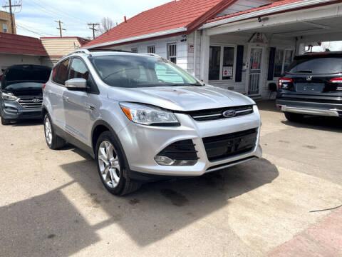 2014 Ford Escape for sale at ELITE MOTOR CARS OF MIAMI in Miami FL