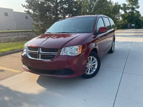 2014 Dodge Grand Caravan for sale at A & R Auto Sale in Sterling Heights MI