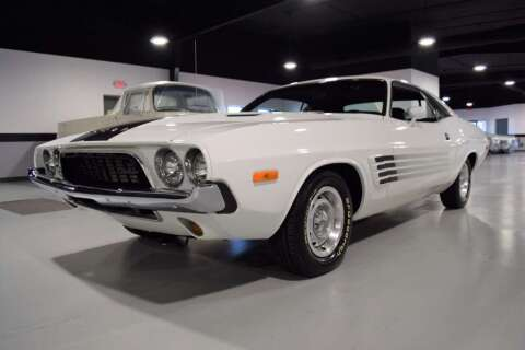 1974 Dodge Challenger for sale at Jensen's Dealerships in Sioux City IA