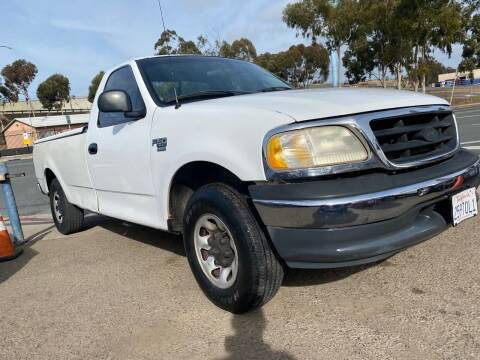 2000 Ford F-150 for sale at Beyer Enterprise in San Ysidro CA