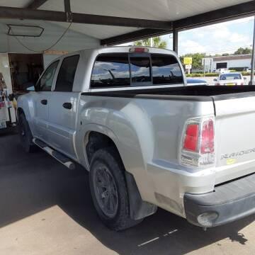 2007 Mitsubishi Raider for sale at Easy Credit Auto Sales in Cocoa FL