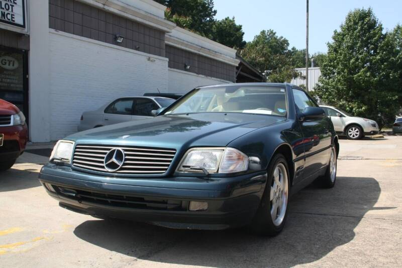 1999 Mercedes-Benz SL-Class for sale at GTI Auto Exchange in Durham NC