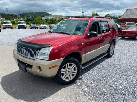 2004 Mercury Mountaineer for sale at Bailey's Auto Sales in Cloverdale VA