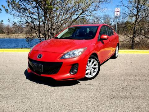 2012 Mazda MAZDA3 for sale at Excalibur Auto Sales in Palatine IL