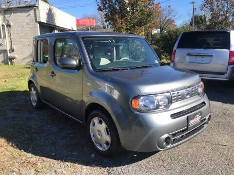 2011 Nissan cube for sale at Ridetime Auto in Suffolk VA