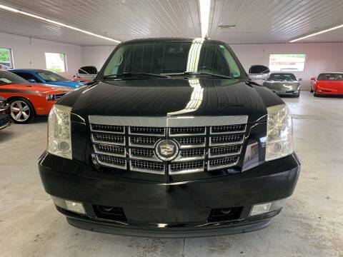 2007 Cadillac Escalade for sale at Stakes Auto Sales in Fayetteville PA