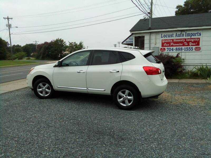 2013 Nissan Rogue for sale at Locust Auto Imports in Locust NC