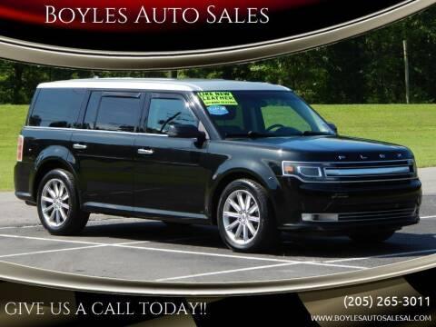 2015 Ford Flex for sale at Boyles Auto Sales in Jasper AL