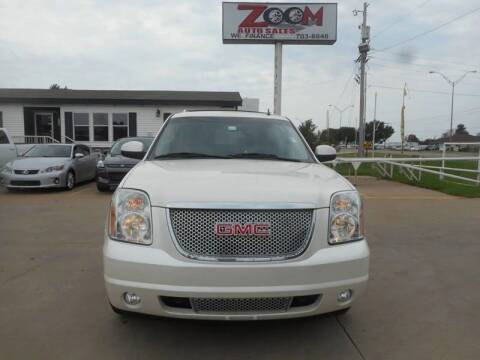 2013 GMC Yukon for sale at Zoom Auto Sales in Oklahoma City OK