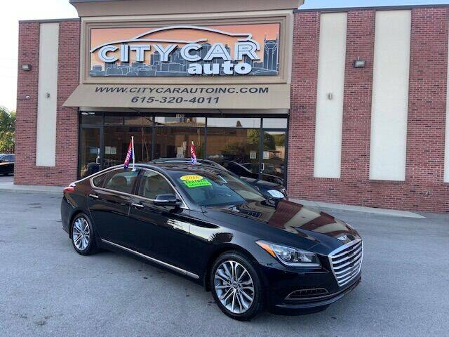 2016 Hyundai Genesis for sale at CITY CAR AUTO INC in Nashville TN