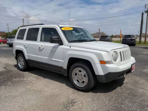 2013 Jeep Patriot for sale at Towell & Sons Auto Sales in Manila AR