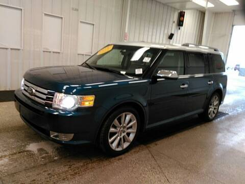 2011 Ford Flex for sale at Elvis Auto Sales LLC in Grand Rapids MI