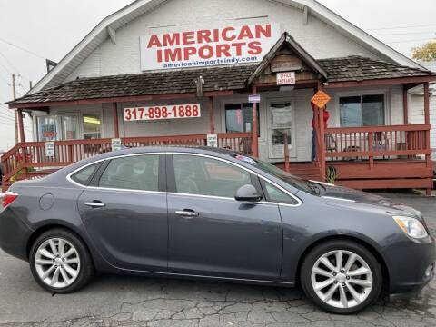 2013 Buick Verano for sale at American Imports INC in Indianapolis IN