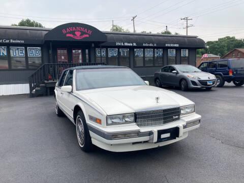 1989 Cadillac Seville for sale at Savannah Motors in Belleville IL