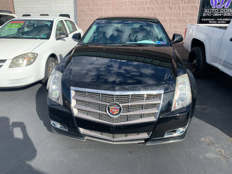 2010 Cadillac CTS for sale at 924 Auto Corp in Sheppton PA