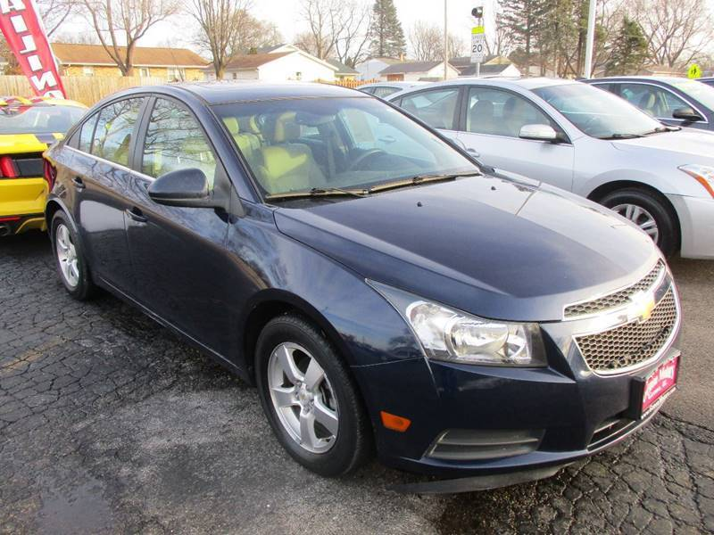 2011 Chevrolet Cruze for sale at GENOA MOTORS INC in Genoa IL