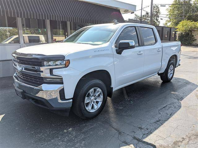 2019 Chevrolet Silverado 1500 for sale at GAHANNA AUTO SALES in Gahanna OH