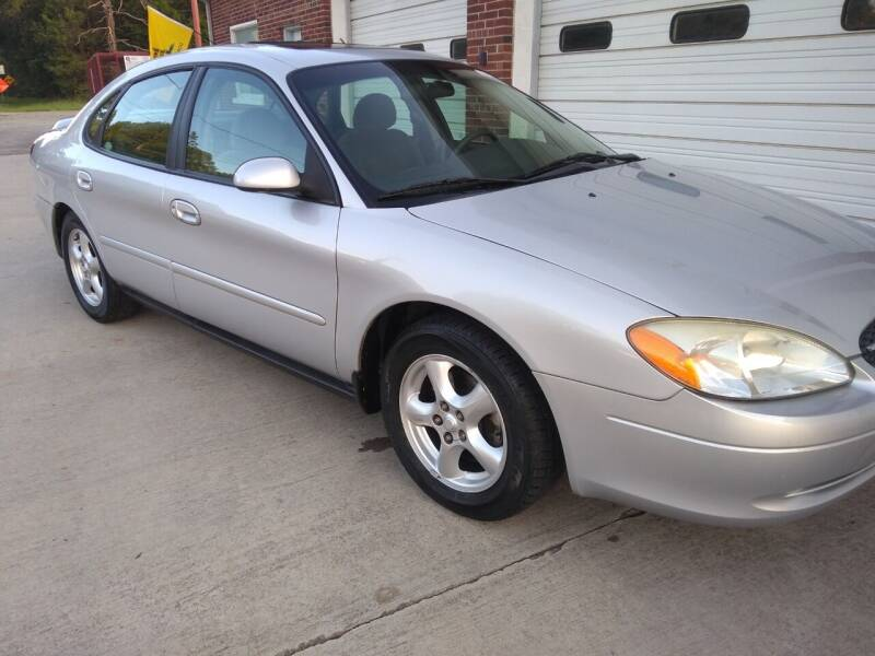 2003 Ford Taurus for sale at Sparks Auto Sales Etc in Alexis NC