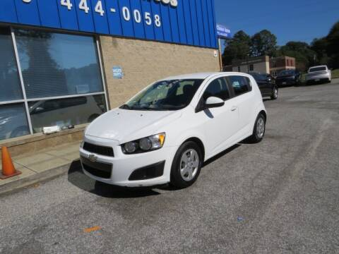 2016 Chevrolet Sonic for sale at 1st Choice Autos in Smyrna GA