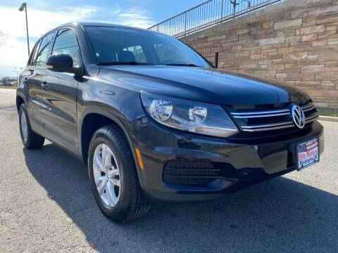 2014 Volkswagen Tiguan for sale at Elite Motors in Washington DC