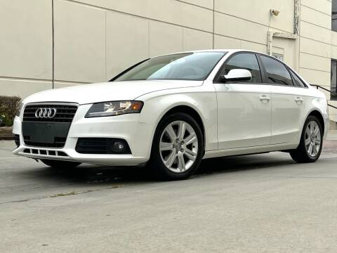 2010 Audi A4 for sale at New City Auto - Retail Inventory in South El Monte CA