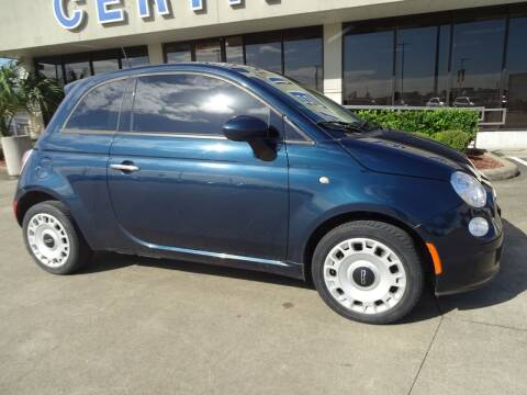 2015 FIAT 500 for sale at Mac Haik Ford Pasadena in Pasadena TX