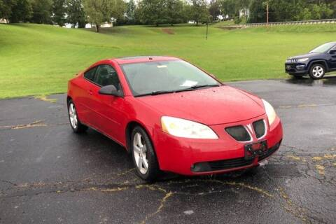 2006 Pontiac G6 for sale at MICHAEL J'S AUTO SALES in Cleves OH