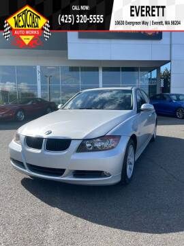 2007 BMW 3 Series for sale at West Coast Auto Works in Edmonds WA