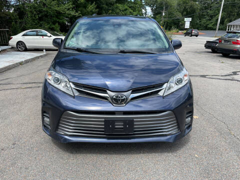 2019 Toyota Sienna for sale at USA Auto Sales in Leominster MA