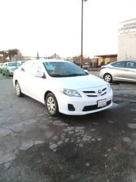 2012 Toyota Corolla for sale at Autosales Kingdom in Lancaster CA