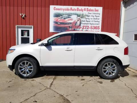 2011 Ford Edge for sale at Countryside Auto Body & Sales, Inc in Gary SD