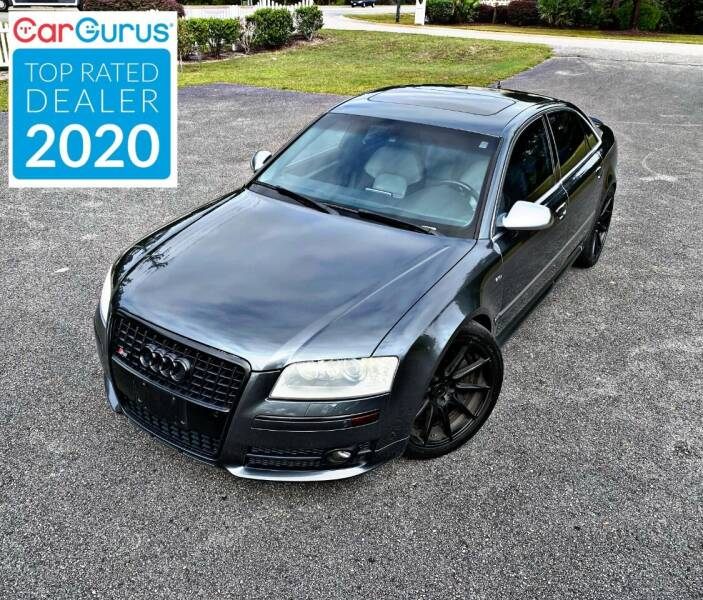 2007 Audi S8 for sale at Brothers Auto Sales of Conway in Conway SC